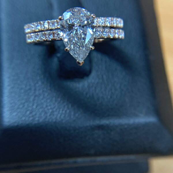 Engagement Rings & Band